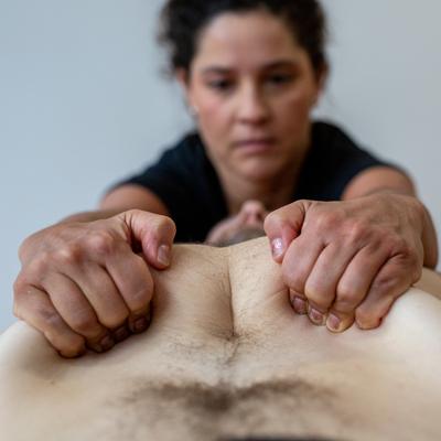 Adaptive Bodywork from head to toe