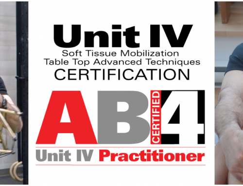 AB4 – Adaptive Bodywork Unit IV – Advanced Soft Tissue Mobilization – certification